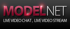Model-net - live video chat